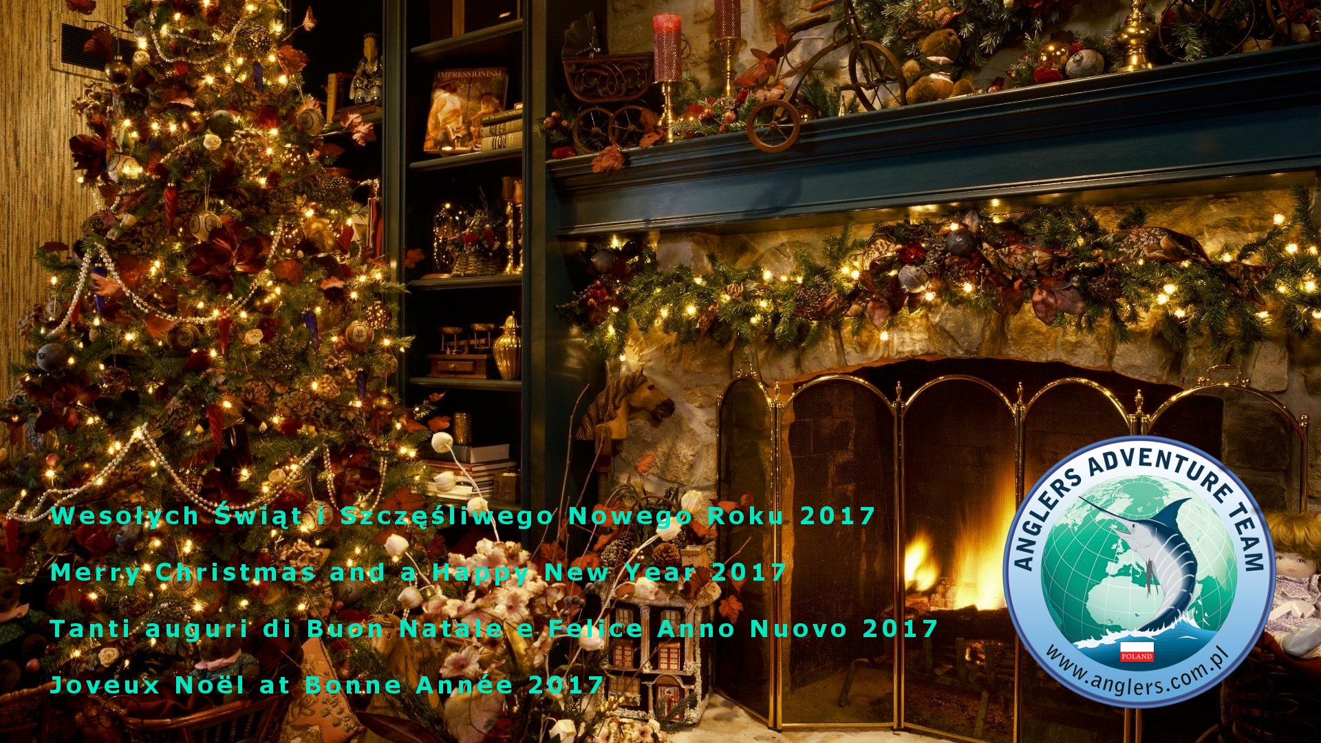 Życzenia Bożo Narodzeniowe i Noworoczne