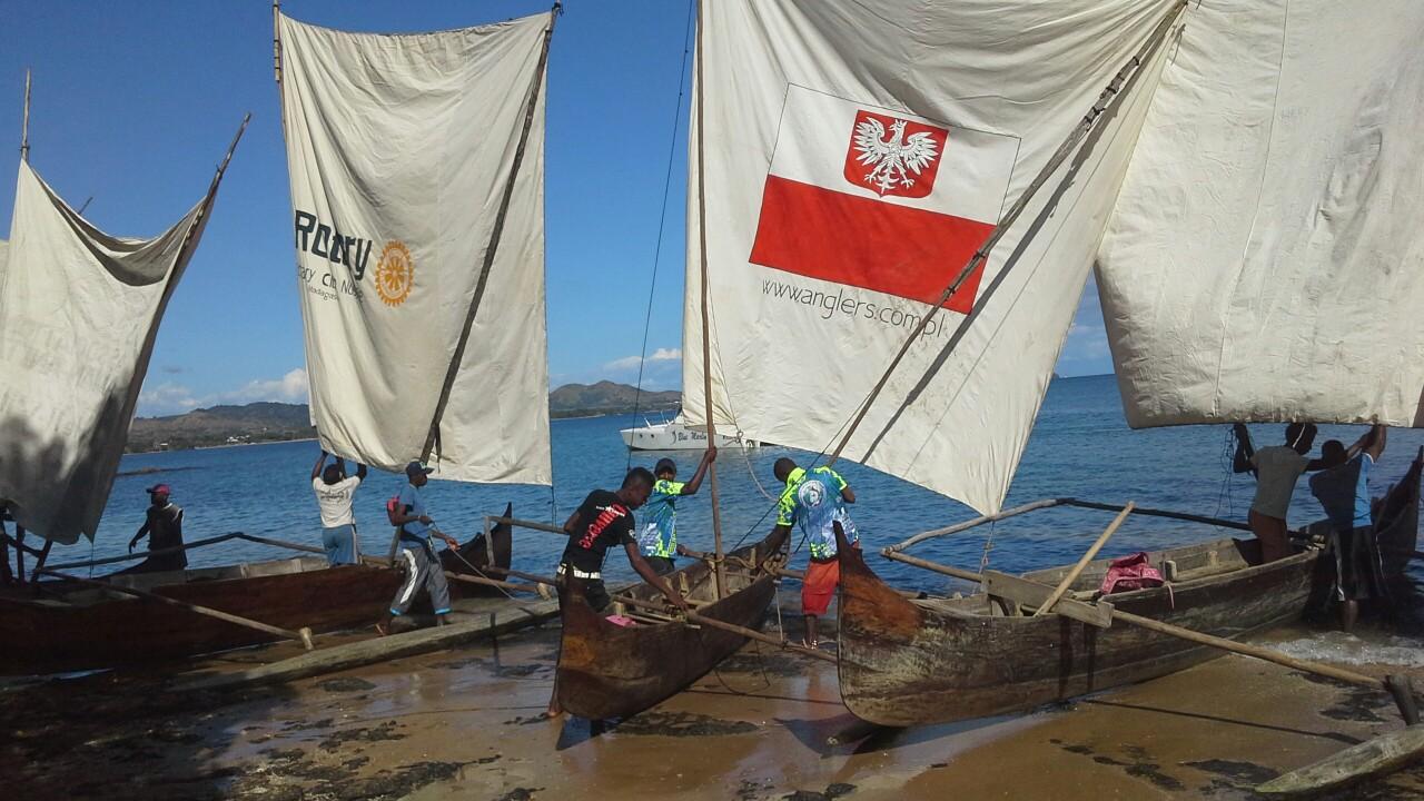 Anglers Adventure… Sailing Team :)
