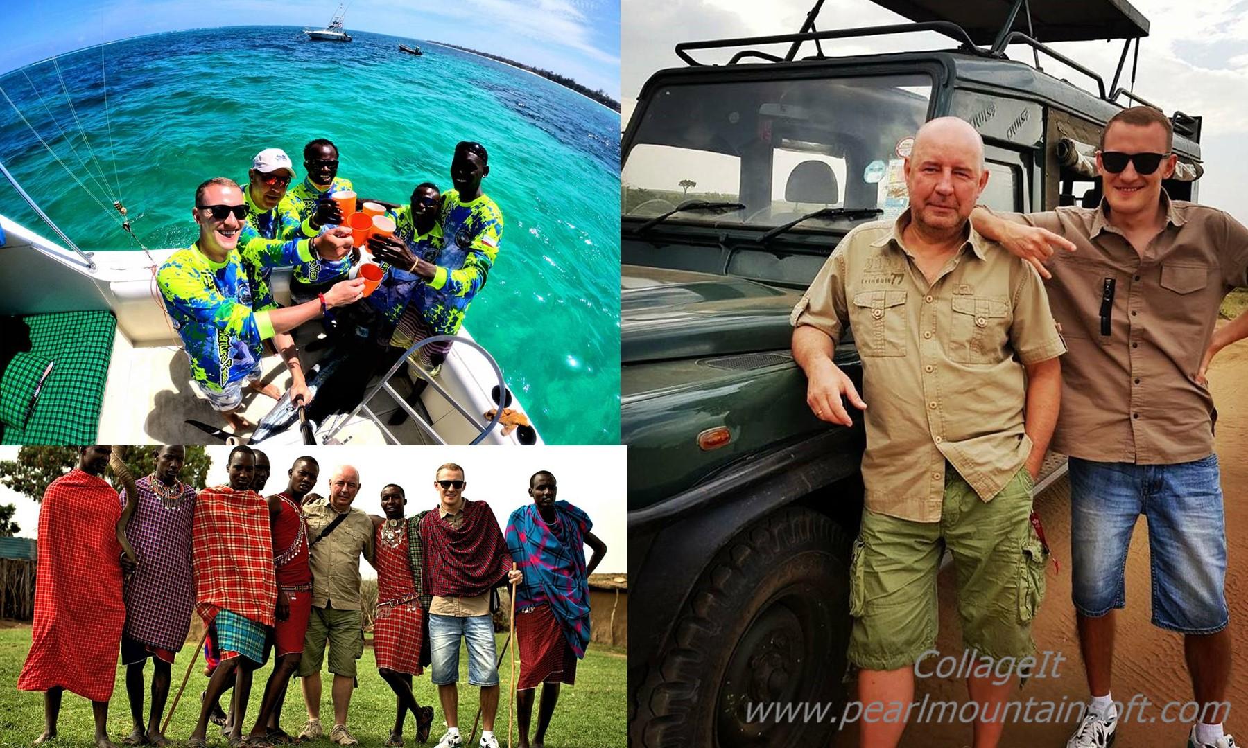 Safari Kenia 2018 – niesamowita przygoda !!!