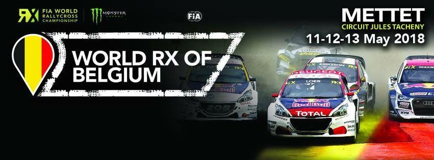 World RallyCross Championship – Belgium 2018