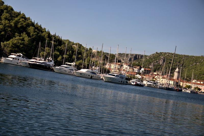 Slow Sailing czyli Chorwacja 2018