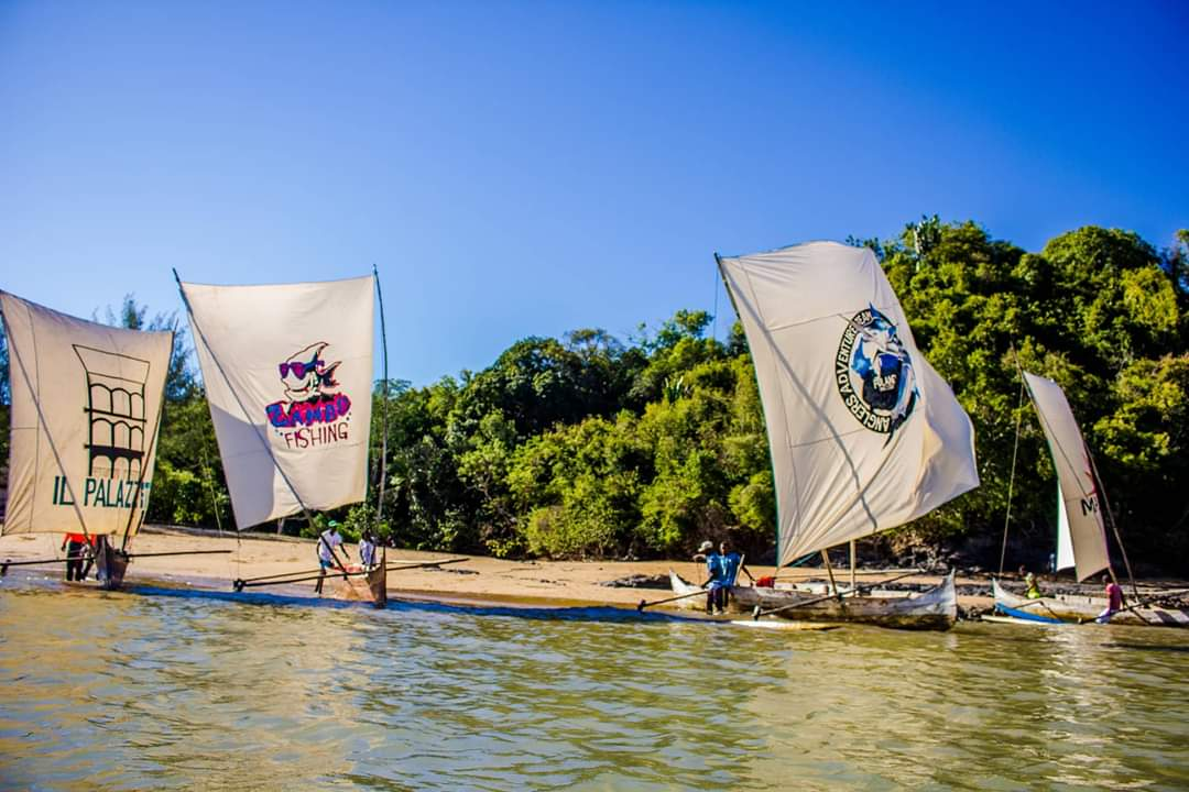 PIROGUE REGATTA 2019 by ANGLERS ADVENTURE TEAM