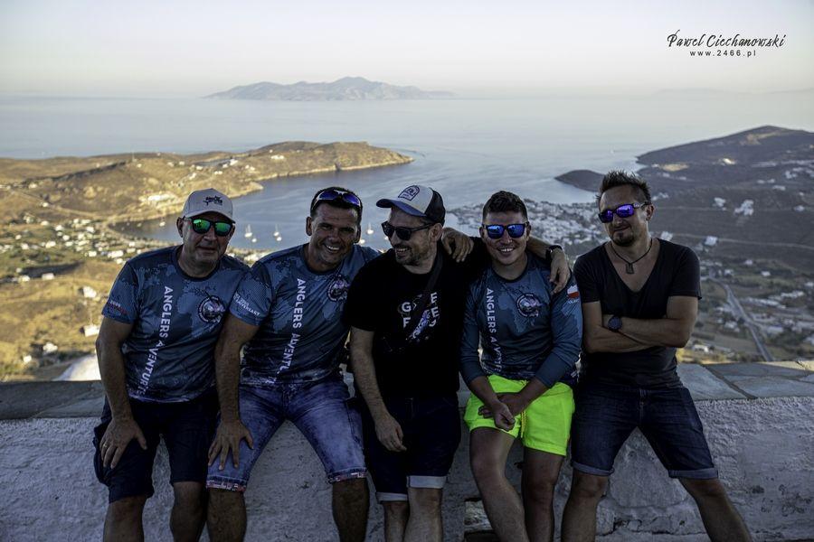 GREECE CYCLADES 2019 – SLOW SAILING