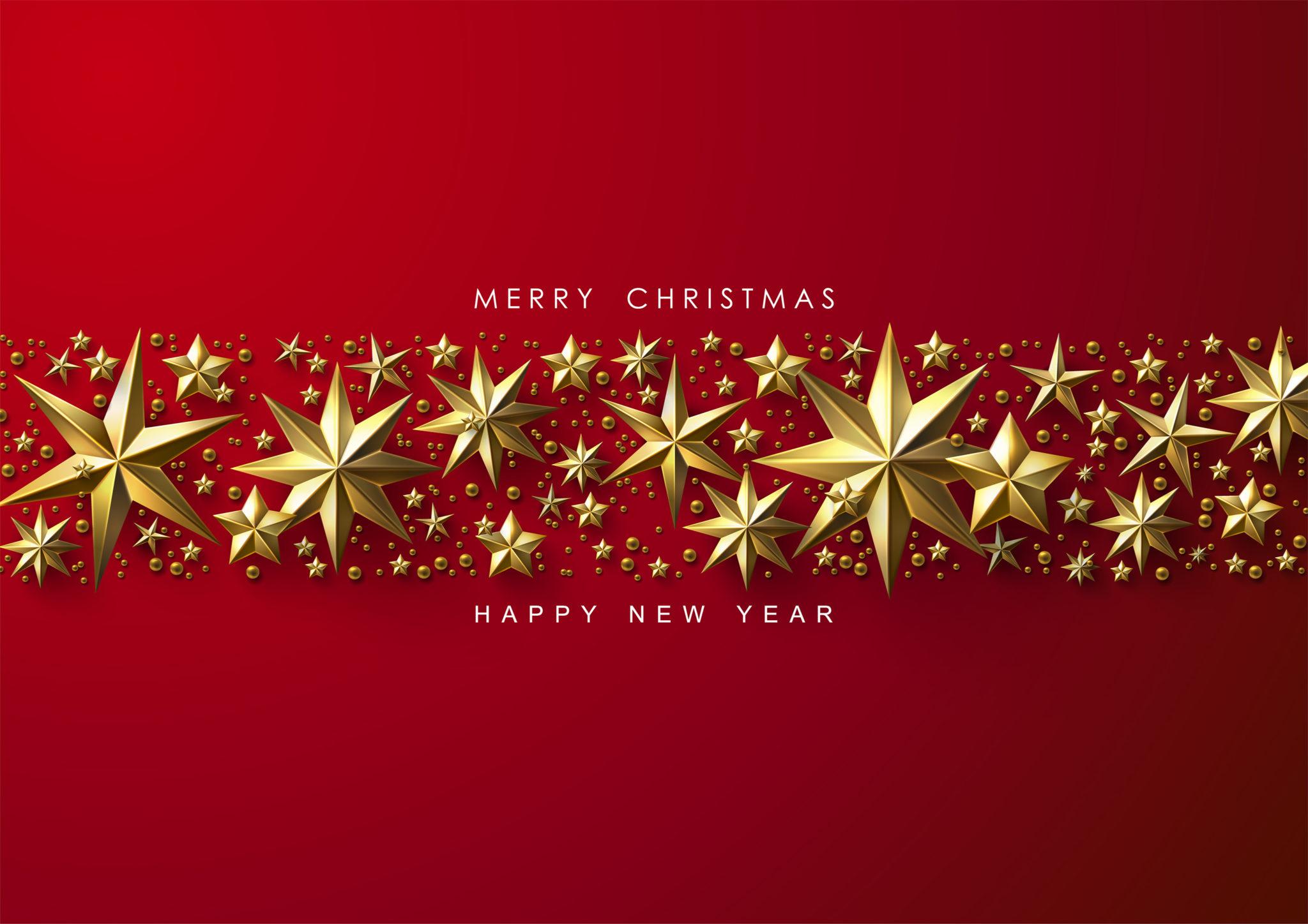 Wesołych Świąt , Szczęśliwego Nowego 2020 Roku